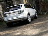 Pictures of Saab 9-4X BioPower Concept 2008