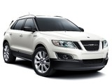 Pictures of Saab 9-4X 2011
