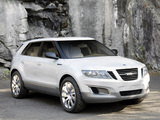 Saab 9-4X BioPower Concept 2008 images