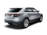 Saab 9-4X BioPower Concept 2008 pictures