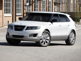 Saab 9-4X BioPower Concept 2008 wallpapers