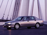 Images of Saab 9-5 Sedan 1997–2001