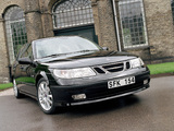 Images of Saab 9-5 Sedan 2002–05