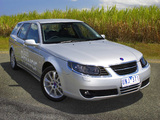 Images of Saab 9-5 BioPower SportCombi 2008–10