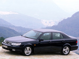 Photos of Saab 9-5 Sedan 1997–2001