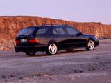 Photos of Saab 9-5 Aero Wagon 1999–2001