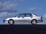 Photos of Saab 9-5 Sedan Aero 1999–2001