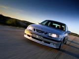 Photos of Saab 9-5 Aero Sedan 1999–2001