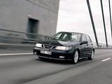Photos of Saab 9-5 Sedan 2002–05