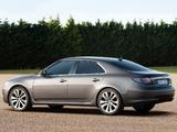 Photos of Saab 9-5 Sedan 2010–11