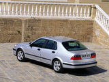 Pictures of Saab 9-5 Sedan 1997–2001