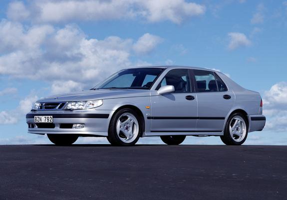 of Saab 95 Sedan Aero 19992001