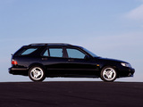 Pictures of Saab 9-5 Aero Wagon 1999–2001