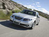 Pictures of Saab 9-5 Sedan 2005–09