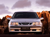 Saab 9-5 Sedan 1997–2001 images