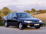 Saab 9-5 Sedan 1997–2001 photos