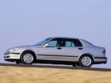 Saab 9-5 Sedan 1997–2001 pictures