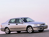 Saab 9-5 Sedan 1997–2001 wallpapers