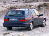 Saab 9-5 Wagon 1998–2001 photos