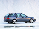 Saab 9-5 Wagon 1998–2001 pictures