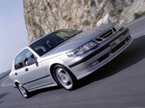 Saab 9-5 Sport Package Sedan 1999–2001 images