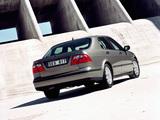 Saab 9-5 Sedan 2002–05 images