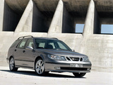 Saab 9-5 Wagon 2002–05 images