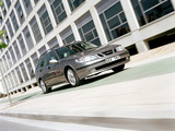 Saab 9-5 Wagon 2002–05 photos