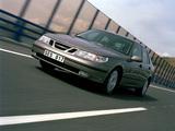 Saab 9-5 Sedan 2002–05 photos