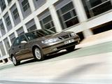 Saab 9-5 Sedan 2002–05 pictures