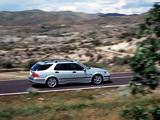 Saab 9-5 Aero Wagon 2002–05 pictures