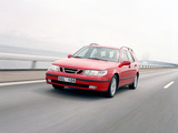 Saab 9-5 Wagon 2002–05 pictures
