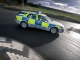 Saab 9-5 SportCombi Police 2005–10 pictures