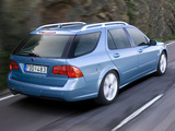 Saab 9-5 Estate Anniversary Edition 2007 pictures