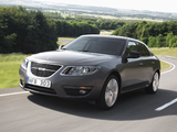 Saab 9-5 Sedan 2010–11 photos