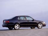 Saab 9-5 Sedan 1997–2001 wallpapers