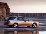 Saab 9-5 Wagon 1998–2001 wallpapers