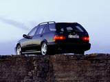 Saab 9-5 Aero Wagon 1999–2001 wallpapers
