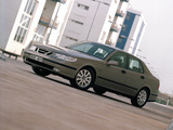 Saab 9-5 Sedan 2002–05 wallpapers