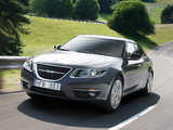 Saab 9-5 Sedan 2010–11 wallpapers
