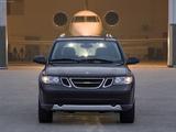 Saab 9-7X Aero 2008–09 pictures