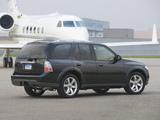 2008–09 Saab 9-7X Aero 2008 wallpapers