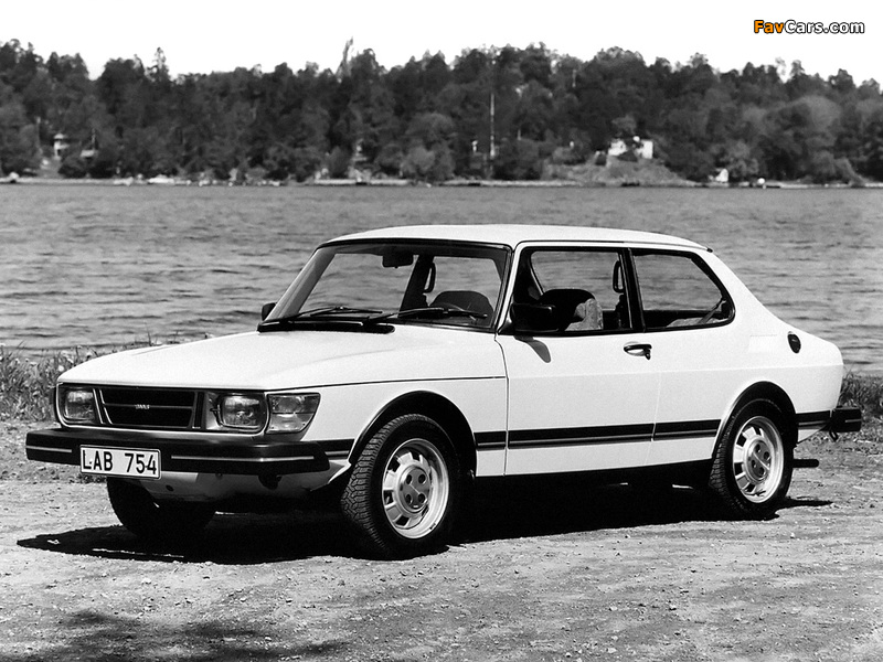 Saab 90 1984–87 pictures (800 x 600)