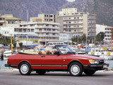 Images of Saab 900 Turbo Convertible 1986–87