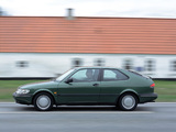 Images of Saab 900 S Coupe 1993–98