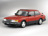 Photos of Saab 900 Turbo 1987–93