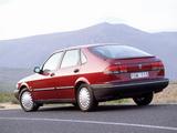 Photos of Saab 900 S 1993–98
