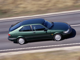 Photos of Saab 900 S Coupe 1993–98