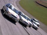 Photos of Saab 900 SE Turbo Coupe Talladega Challenge 1997