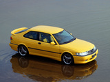 Pictures of Saab 900 SVO Coupe Concept 1995